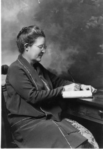 June Etta Downey. PhD 1907, psychologist.